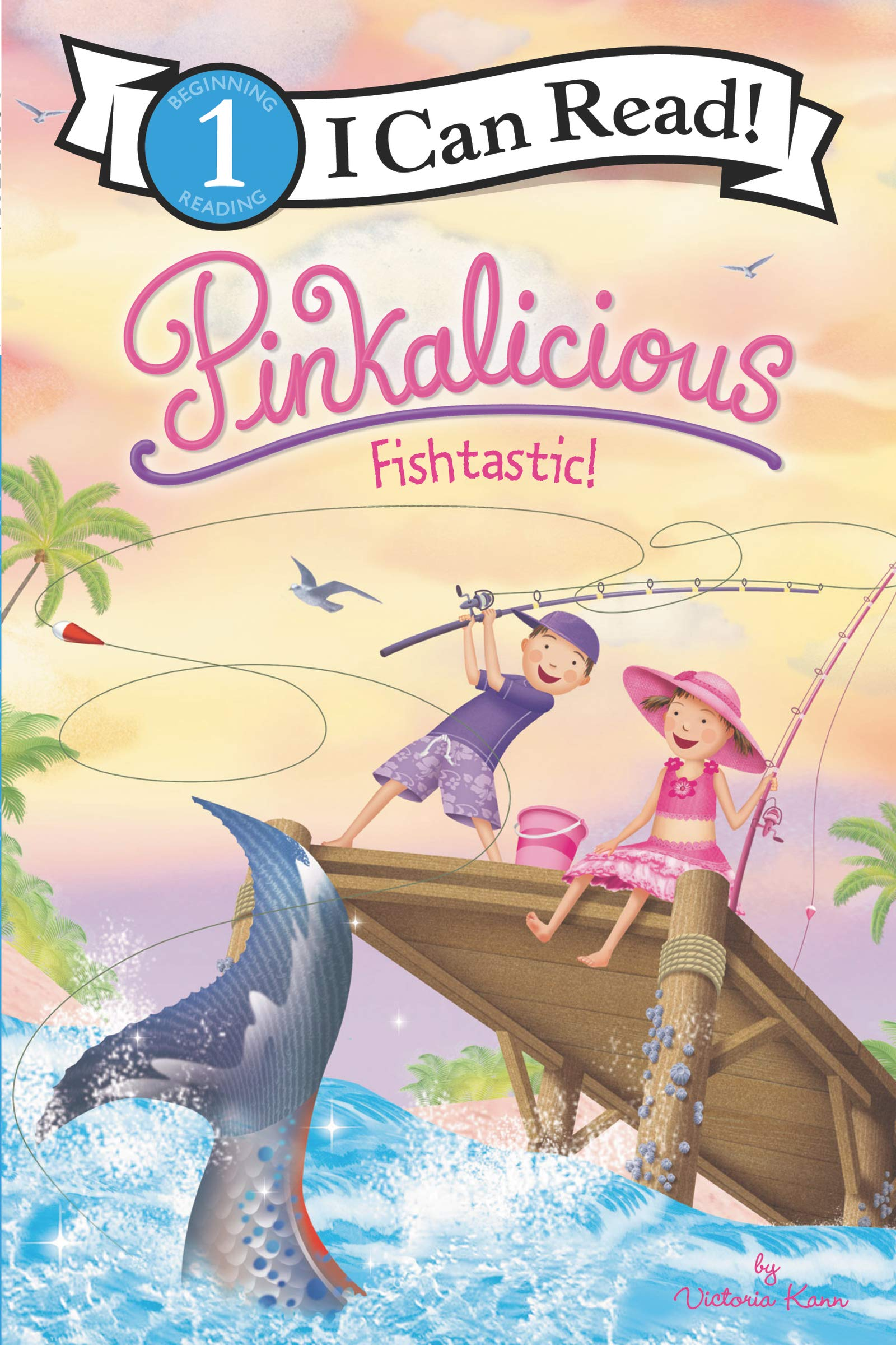 Pinkalicious: Fishtastic! (I Can Read! Level 1: Beginning Reading)