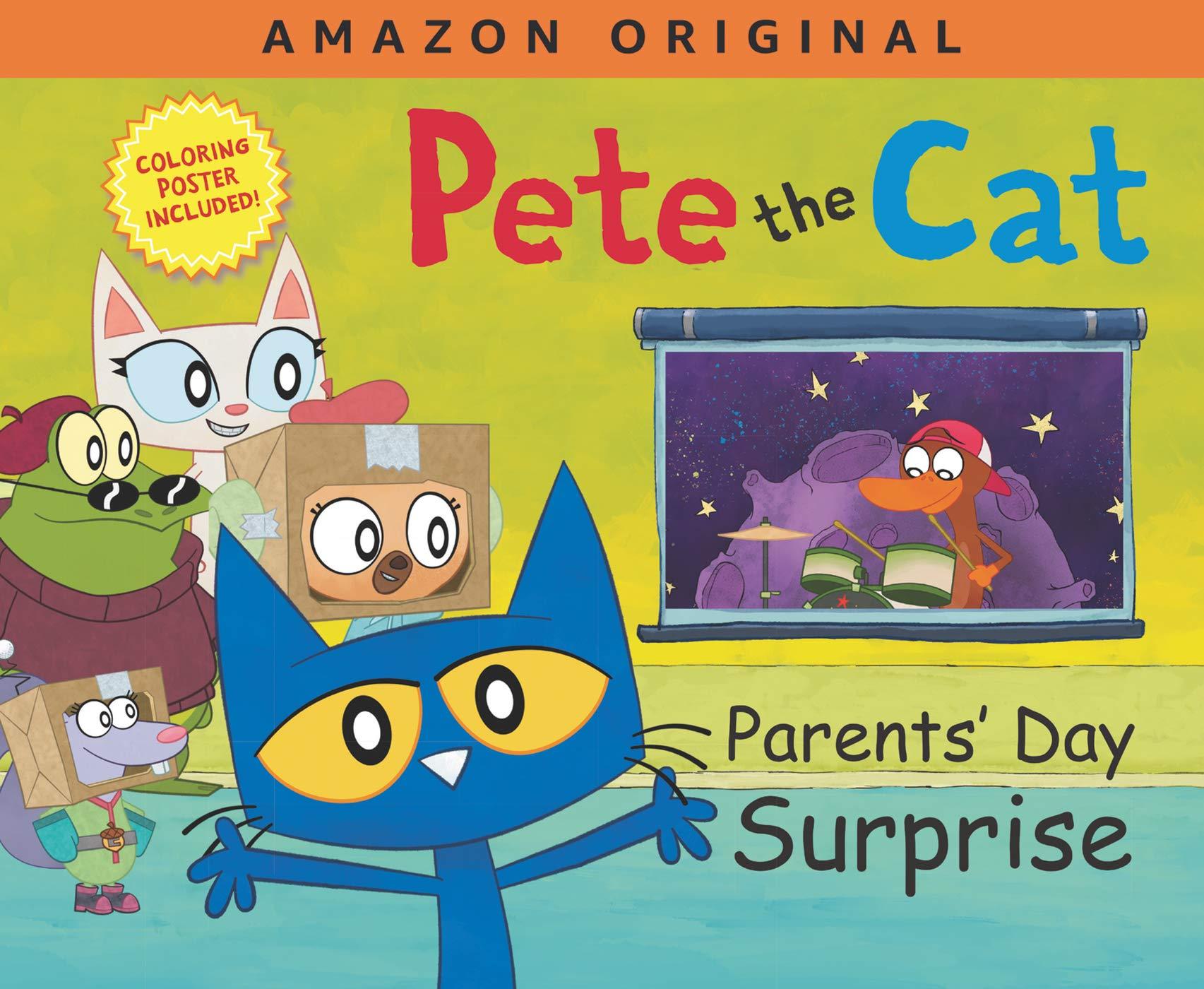 Parents' Day Surprise (Pete the Cat)