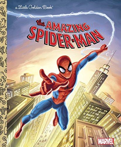 Marvel: The Amazing Spider-Man (Little Golden Book Series)